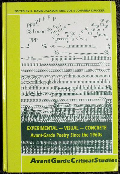 avant-garde poetry