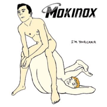 mokinox cd cover