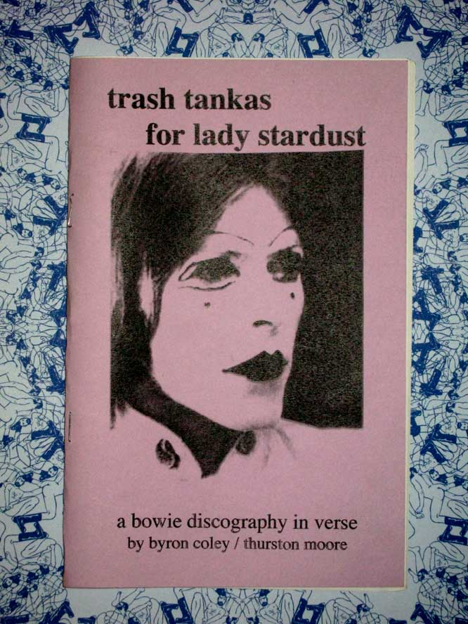 trash tankas for lady stardust